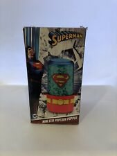 Nib Dc Comics Tm Batman Superman Star Wars R2D2 Mini Stir Popcorn Maker Popper
