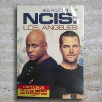 NCIS: Los Angeles Season 11 (DVD, 5-Disc)  Brand New US Seller Fast Shipping
