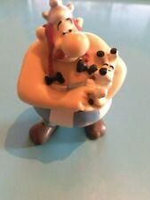 Asterix & Obelix + Idefix Figurine chien PVC Plastoy 1997 BD Dogmatix figure #1