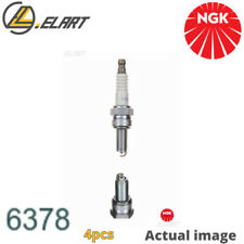 4X SPARK PLUG FOR MASERATI GRANSPORT COUPE M 138 P GRANSPORT CONVERTIBLE NGK