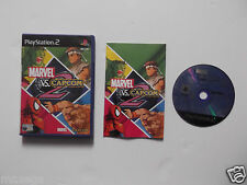 Marvel vs Capcom 2 para Playstation 2