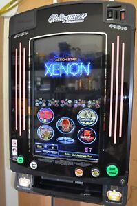 Bally Wulff Action Star Xenon Geldspielgerät Geldspieler für Privat