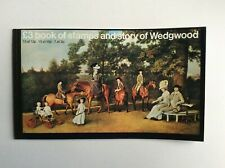 Booklet of Stamps - £3 Book Of Stamps And Story Of Wedgwood