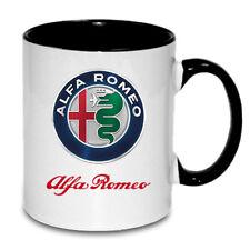 ALFA ROMEO UNIQUE DESIGN CAR LOGO ART MUG GIFT CUP
