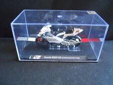 Die Cast Model Moto 1:24 HONDA RSW 125 Alvaro Bautista 2005 [N3-24 ]
