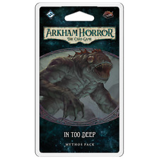 Arkham Horror LCG In Too Deep- NEW Board Game - AUS Stock