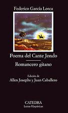 Poema del Cante Jondo; Romancero gitano. ENVÍO URGENTE (ESPAÑA)