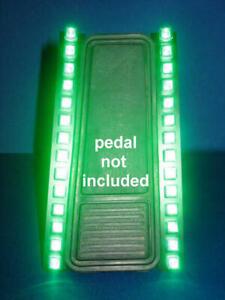 Knight Rider Lighted Gas Pedal KIT - basic version