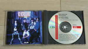 NEW KIDS ON THE BLOCK    No more games   CBS   1990   CD  Electronic Pop