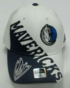 adidas Dallas Mavericks Flex Hat - Size: L/XL - New