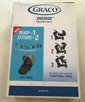 NEW Graco Uno2Duo Stroller Second Seat - Hazel Fashion - Free Ship - New In Box