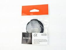 Sony JAPAN Original Camera Lens Front Cap 55mm ALC-F55S