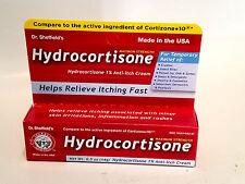 Dr. Sheffield's Hydrocortisone 0.5 Oz     Compare to Cortizone 10