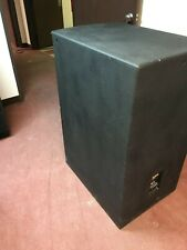 "JBL Dual 18"" Subwoofer Medium Power Subwoofer 2 x 18"" 2042H Drivers (ASB4128-"