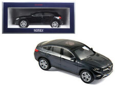 1/18 Norev 2014 Mercedes Benz GLA Class Black Diecast Model Car Black 183450