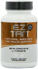 PRO TAN EZ TAN NATURAL BRONZER SUPPLEMENT
