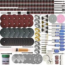 217 Pcs Electric Grind Mini Rotary Power Drill Tool Accessory Mix Kit Set