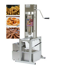 Commercial Home 5L Vertical Manual Spanish Donuts Churrera Churros Machine Maker