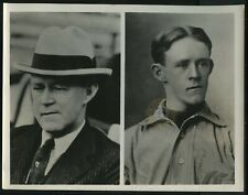 Vintage Baseball Photograph Johnny Evers Chicago Cubs T206 Now & Then Photograph