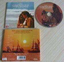 CD BOF LES CAPRICES D'UN FLEUVE MUSIQUE FILM DE RENE MARC BINI 16 TITRES 1996
