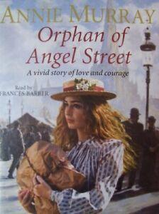 Annie Murray - Orphan of Angel Street, Audio Book, Good Condition, Annie Murray