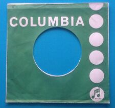 Ten Replicas Original Used  Columbia  Label, Company Record Sleeve,Pack of 10