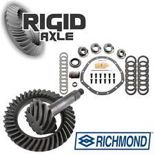 "Richmond 3.73 THICK Ring Pinion Gear Master Bearing Kit GM 8.875"" 12 Bolt Truck"