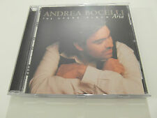 Andrea Bocelli - The Opera Album / Aria (CD Album 1998) Used Very Good