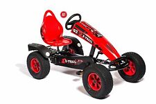 DINO BLACK RED PEDAL GO KART X TRAIL childrens kids adults go kart GERMAN MADE