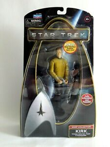 Figurine Playmates Toys Star Trek Warp Collection Kirk