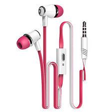 Mega Bass In-Ear Auriculares Manos Libres Auriculares Para Teléfono Móvil iPhone iPad
