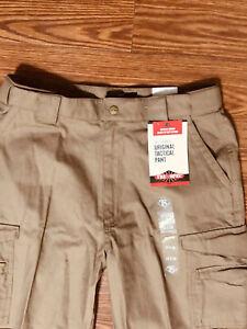 Tru-Spec 24/7 Series Original Tactical Pants Men's Size 34 X 30 Nwt