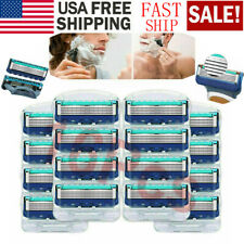 NEW 16Pcs For Gillette Fusion ProGlide Power Replacement Razor Blades 5-layer US