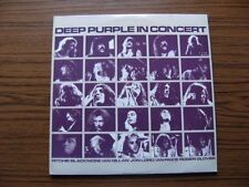 Deep Purple Hard Rock LP Records