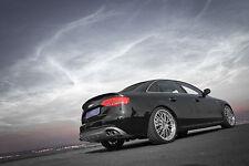 JMS Racelook Heckdiffusor für Audi A4 B8 Limousine/ Avant mit S-Line