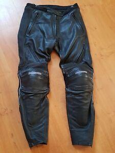 Probiker Motorradlederhose damen Größe 40