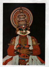 KERALA (INDE) DANSEUR KATHAKALI costumé