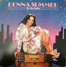 Donna Summer - On The Radio - Greatest Hits Vol. 1 & 2 LP 1979 > DEMO COPY ! <