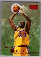 1996-97 SHAQUILLE O'NEAL - Skybox Premium Rubies #163 - SHAQ