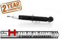 2 REAR SHOCK ABSORBERS MINI COOPER & MINI ONE( R50, R52, R53 ) /GH-331601MK/