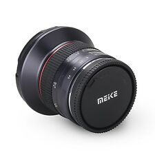 Meike12mm f/2.8 Ultra Wide Angle Fixed Lens with Removeable Hood for Sony Camera