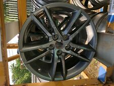 2011 LEXUS IS350 WHEEL 18X8 ALLOY TWIN 5 SPOKES