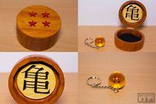 Dragonball Goku Box INSPIRED sfera del drago portachiavi keychain 4 stelle Muten