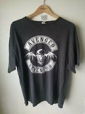 Avenged Sevenfold Rockstar Uproar Festival rock concert tee shirt t sz XL euc XL