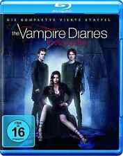 The Vampire Diaries Saison 4 Blu ray Neuf #