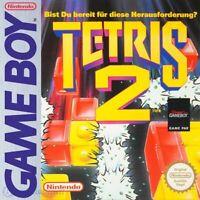 Nintendo GameBoy Spiel - Tetris 2 Modul