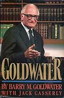 Goldwater Hardcover Barry Goldwater