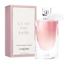 Lancome La Vie Est Belle Florale Eau de Toilette 50ml New Neu OVP
