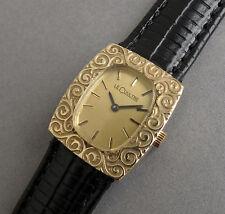 Jaeger LeCoultre 14k solid Gold Vintage Damenuhr c1971