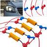 4Pcs LED Canbus No Error 50W 6ohm Resistors Resistance Fast Flash Load Resistors